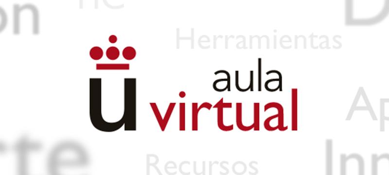 Logo de Aula Virtual URJC