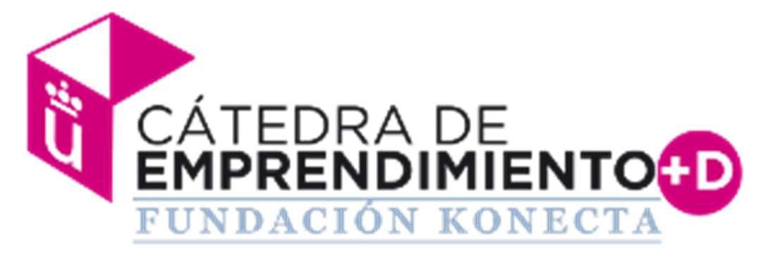 Logo de Cátedra de emprendimiento
