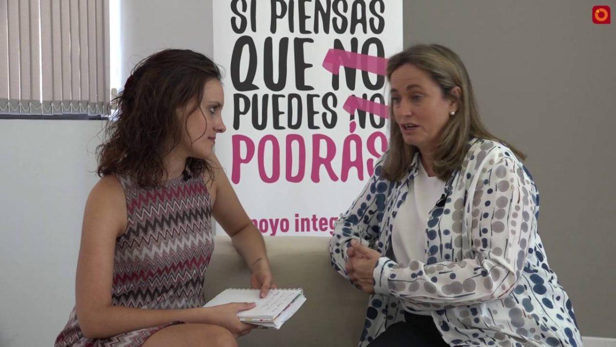 Entrevista a María Dolores Enrique Miranda en 'Discaemprende16'