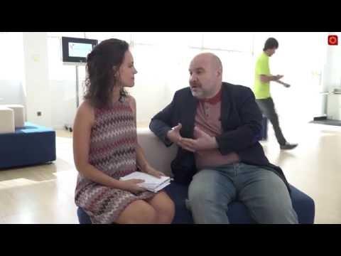 Entrevista a Luis Cayo Pérez en 'Discaemprende16'